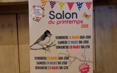 Salon du Printemps 🍃